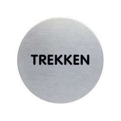 "Pictogram Durable staal ""trekken"""