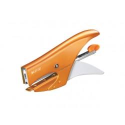 Niettang Leitz WOW 5531 metallic oranje