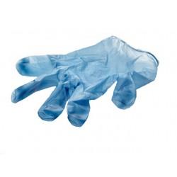 Handschoenen Detectamet M blauw/zak 100