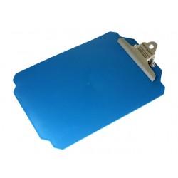 Klembord Detectamet A4 PP blauw/zak 5