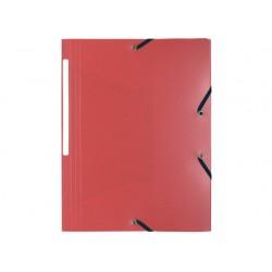 Elastomap Exacompta Premium A4 rood/p10
