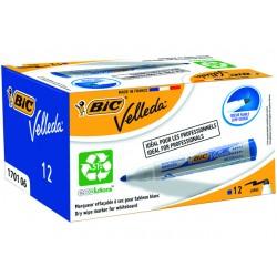 Whiteboardmarker Velleda Eco 1701 bl/d12