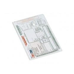 Insteekmap A5 U-model PP helder/pk100
