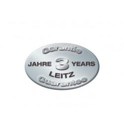 Ordner Leitz PP 75mm A4 2-mech. groen