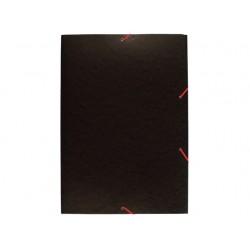Elastomap Exacompta A2 karton zwart