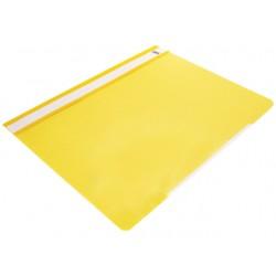 Hechtmap SPLS Premium A4 PVC geel/pk 25