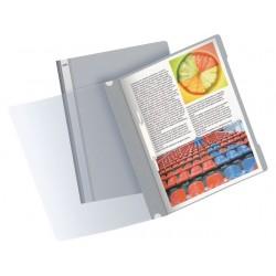 Hechtmap SPLS Premium A4 PVC grijs/pk 25