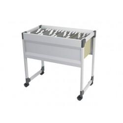 Hangmappenwagen Durable 90 A4 S l.grijs