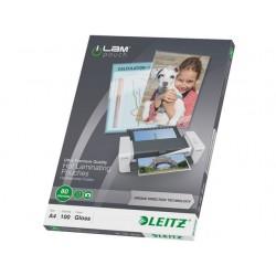 Lamineerhoes Leitz A4 UDT 80 mic/pk 100