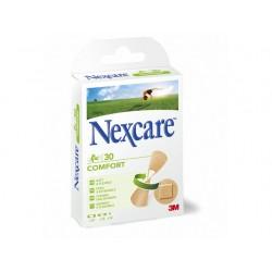 Pleister Nexcare 3M Comfort ass. /pk30