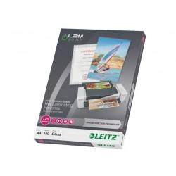 Lamineerhoes Leitz A4 UDT 125 mic/pk 100