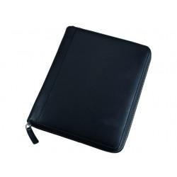 Hoes Rillstab voor iPad lederlook zwart