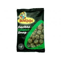 Drop Harlekijntjes salmiak /pak 450g