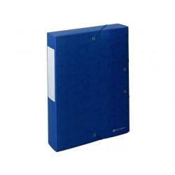 Dossierbox Exacompta NF A4 60mm bl/pk 10