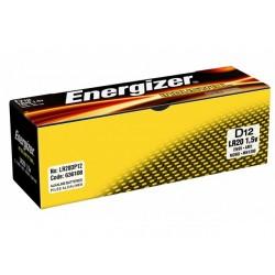 Batterij Energizer Industrial D /pak 12