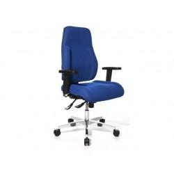Bureaustoel point 91 blauw