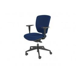 Bureaustoel Prof Chair NEN-EN 1335 blauw