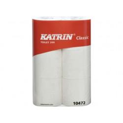 Toiletpapier Katrin 2l wit/pk8x6rlx200v