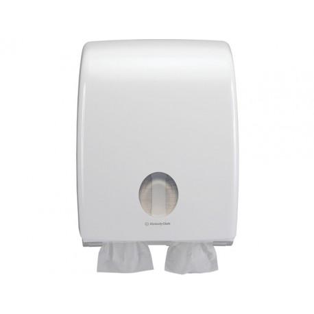 Dispenser toilettissue Aquarius* L wt