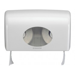 Dispenser Toilettissue Aquarius* duo wt