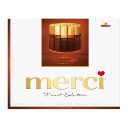 Chocolade Merci Finest Selection 250gram