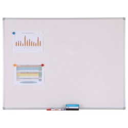 Whiteboard SPLS emaille 180x120