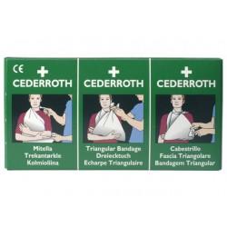 Mitella Cederroth 2 st met 6 spelden