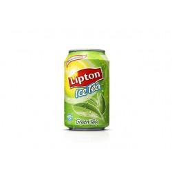 Frisdrank ice tea green 0,33L blik/pk24