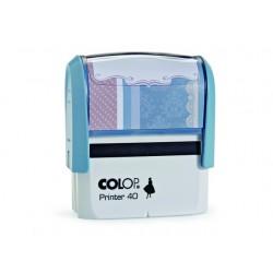Stempel SpecialEdition Pr.40 59x23 blauw