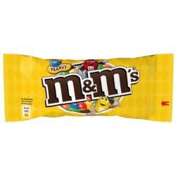 Chocoladesnack M&M 45g pinda/pak 24