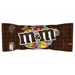 Chocoladesnack M&M 45g choco/pak 24