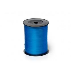 Cadeaulint 10 mm x 250 meter kobaltblauw