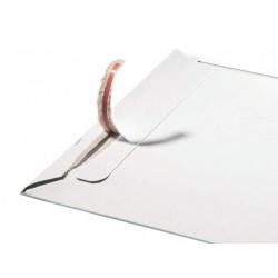 Envelop PR. 348x245mm karton wit/pk 100