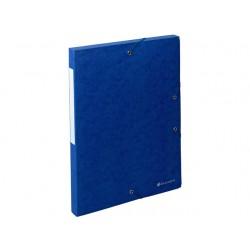 Dossierbox Exacompta NF A4 25mm bl/pk10