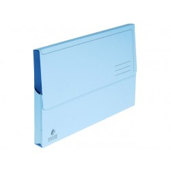 Dossierbox Exacompta NF A4 30mm bl/pk50