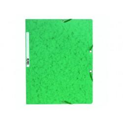 Elastomap Exacompta A4 400g groen/pk25