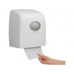 Handdoekroldispenser slimroll wit