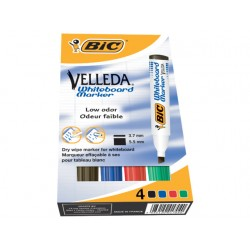 Whiteboardmarker Velleda ECO 1751 ass/d4