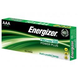 Batterij Energizer oplaadbaar AAA/Pak 10