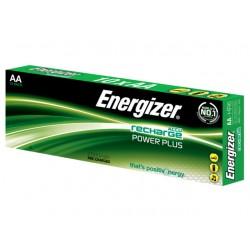 Batterij Energizer oplaadbaar AA/Pak 10