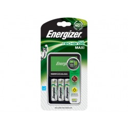 Batterijlader Energizer Maxi + 4xAA