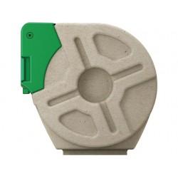 Etiketcassette Leitz Icon PET 12 mm wit