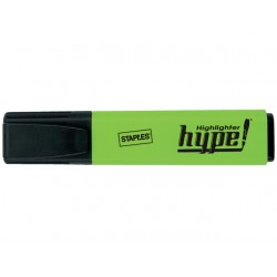 Tekstmarker BEST HYPE 1-5 mm groen/pk 10