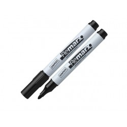 Whiteboard marker BEST Remarx 2mm zw/p10
