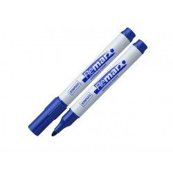 Whiteboard marker BEST Remarx 2mm bl/p10