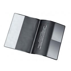 Beschermhoes Passport+ PVC 190x105x5 zw