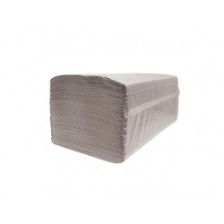Handdoek ECO zv.23x25cm naturel/ds18x278