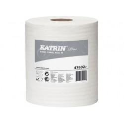 Handdoekrol pl Katrin 1lgs wt/pk6rlx280m