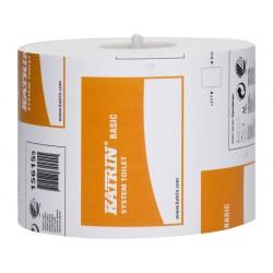 Systeemtoiletpapier Katrin 1l wit/ds36rl