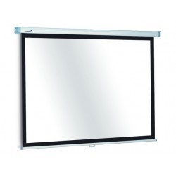 Projectiescherm Premium handbed. 117x200